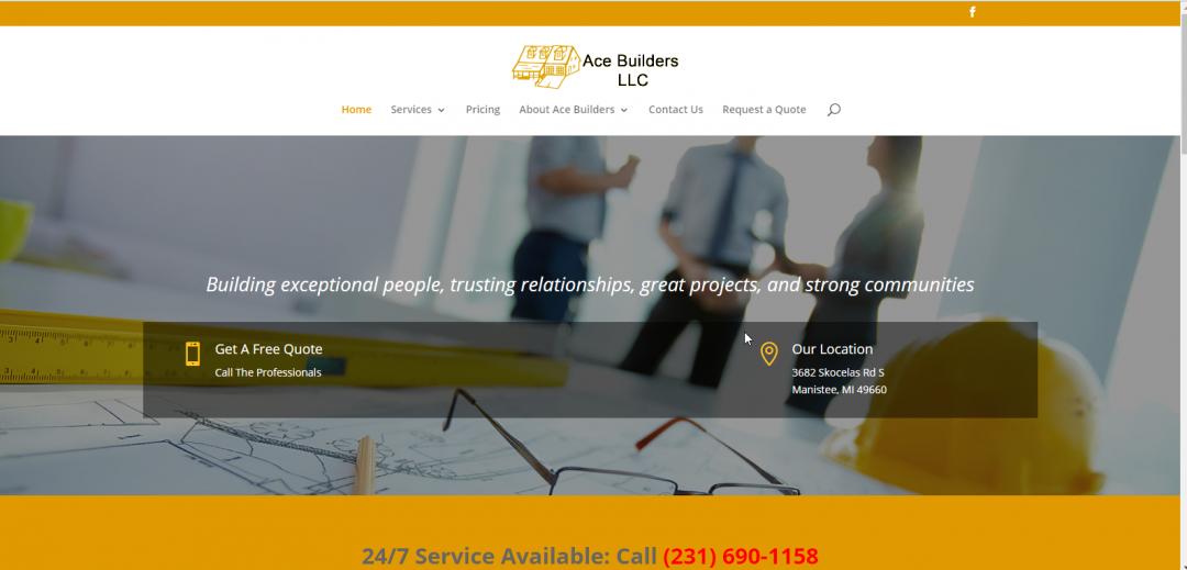 Ace Builders LLC